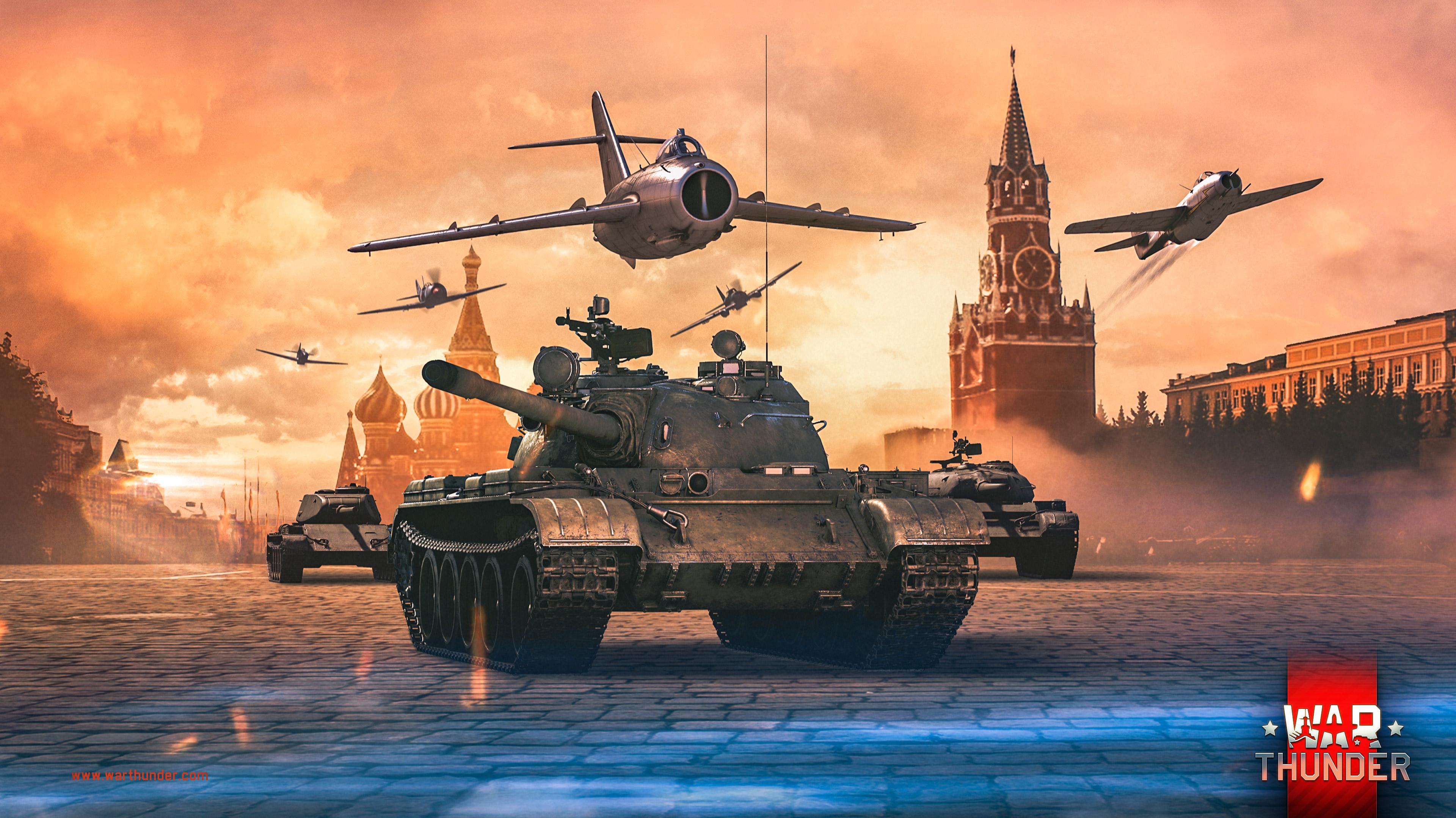 Wallpapers - Media - War Thunder