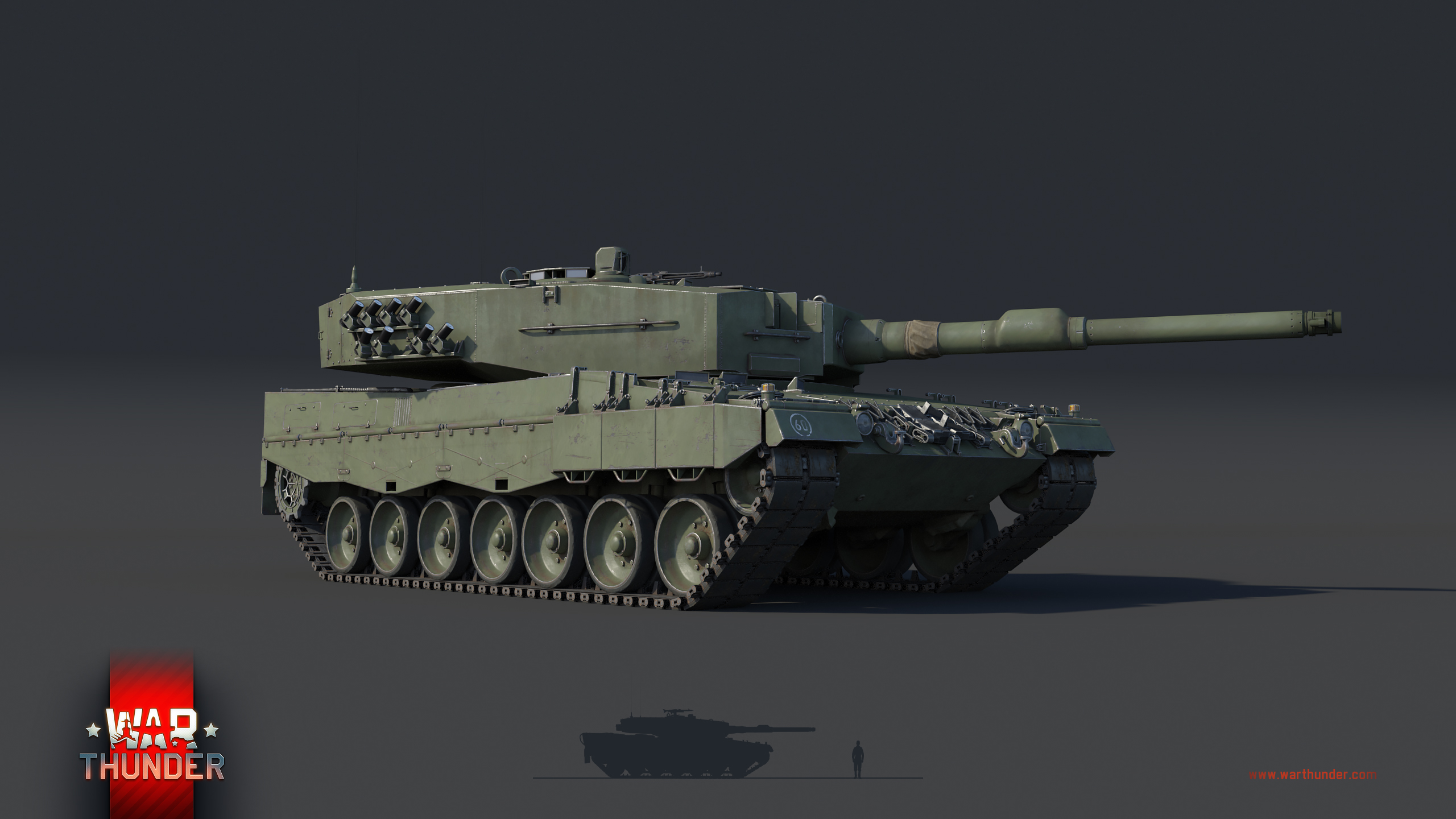 war thunder leopard 2