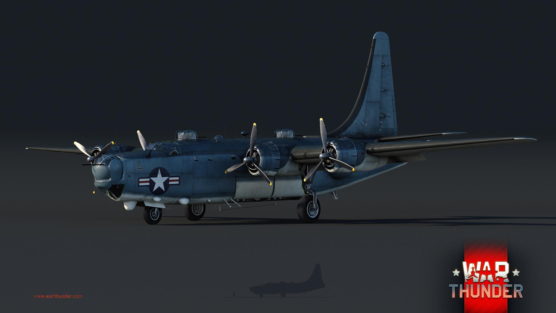 War Thunder Pb4y